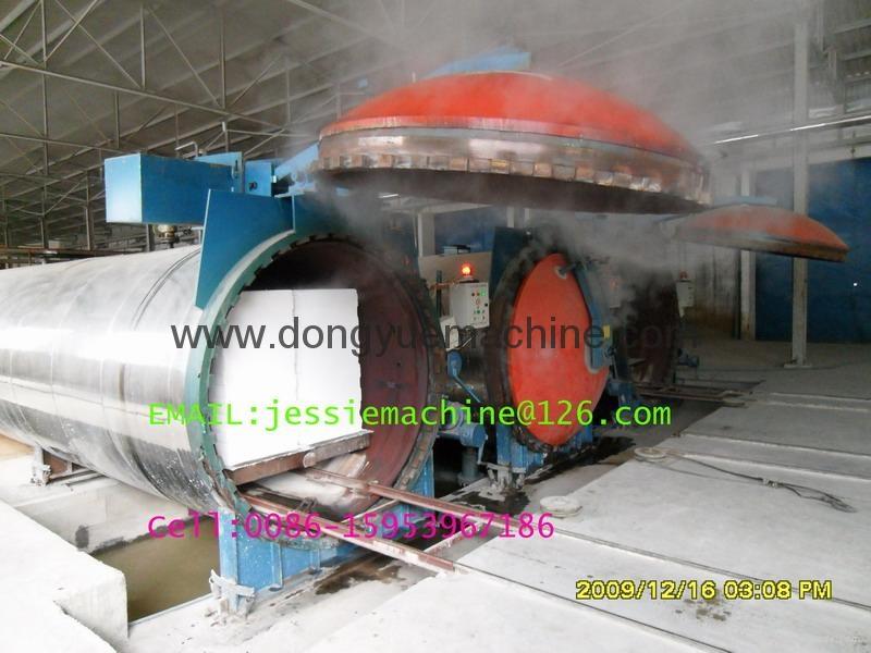 加氣混凝土設備 1