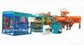 Automatic Flyash brick machine|brick machine plant|brick machine line