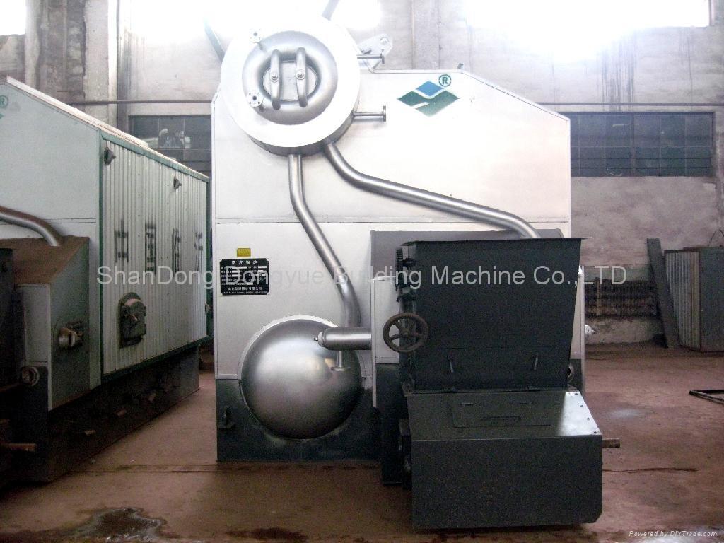 SZL Coal fired Steam Boiler 1