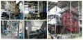 LC municipal solid waste incineration boiler