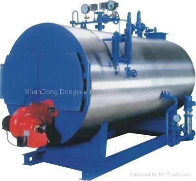 Oil(Gas)-fired boiler (DONGYUE BRAND) 1