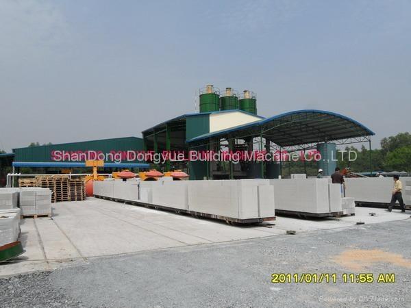 加氣混凝土設備 4