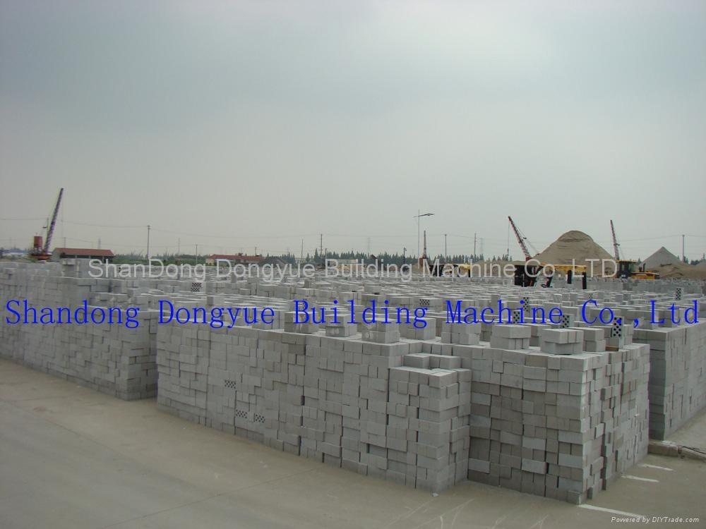 灰沙磚設備 2