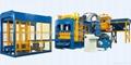 自动化混凝土砖机