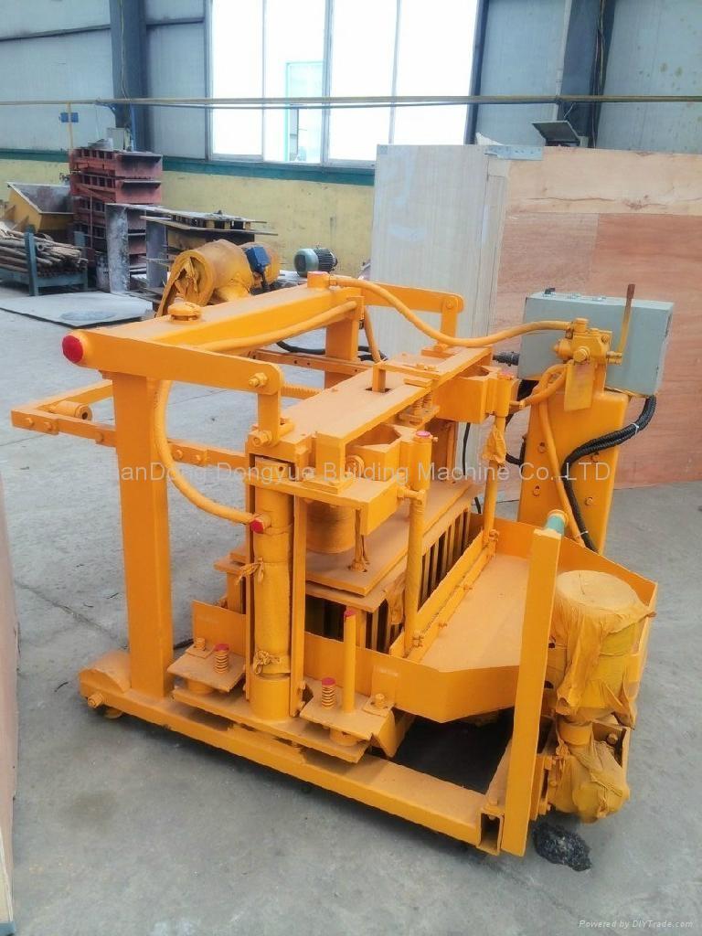移动式砖机 2