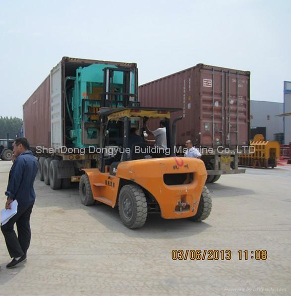 QT4-15C 鋪路磚機 3
