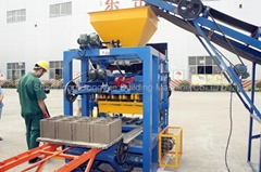 Brick making machine,sand block machine,cement block machine