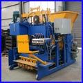 QTM10-15 移动式砖机,