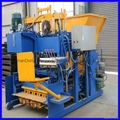 QTM10-15 movable block machine,egg layer block machine,mobile brick machine