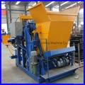 QTM10-15 移动式砖机,空心砖机 5