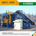 QT4-15C Hollow block machine,cement brick machine,concrete block machine 2