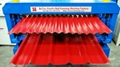 aluminum sheet automatic double layer roll forming machine