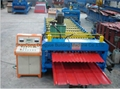steel roll forming machine for roof,roof