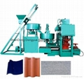 High Quality 2016 hot sale Cement floor Roof Tile making Machine