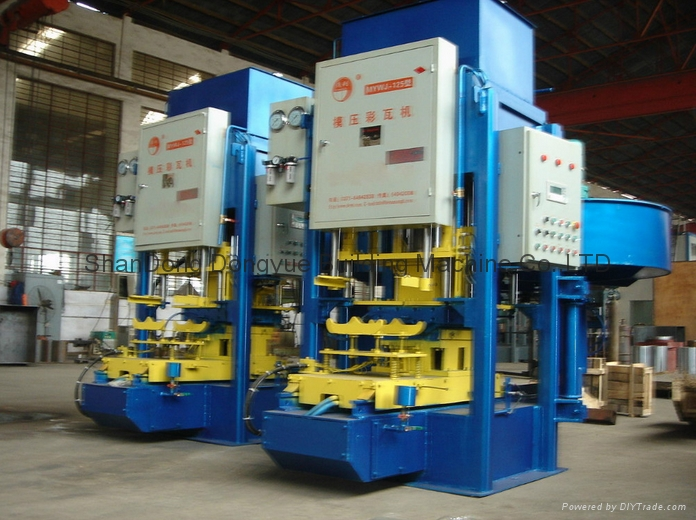 cement roof tile making machine/machinery / full automatic tile production line 8
