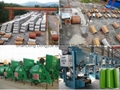 cement roof tile making machine/machinery / full automatic tile production line 10