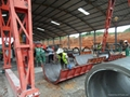 concrete tube forming machine,culvert pipe making machine with CE ISO SGS