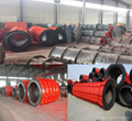 Good price roller Cement Pipe Equipment