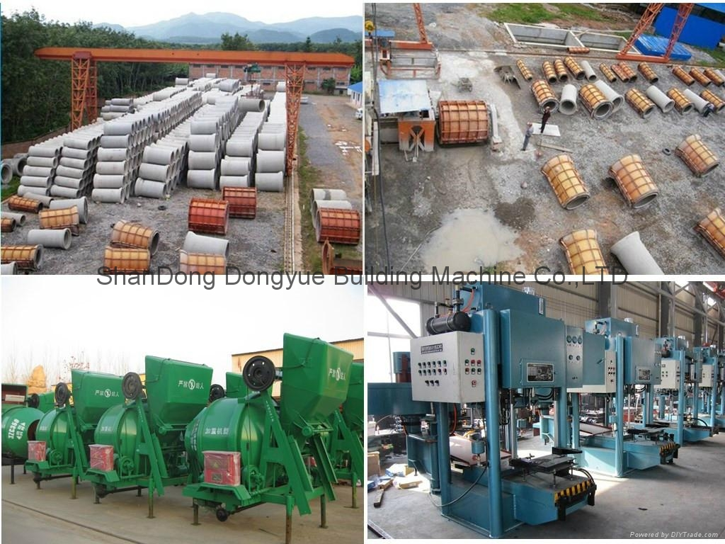 High-speed Elaborate Colored Manufacturer Cement Roof Tile Making Machine 7