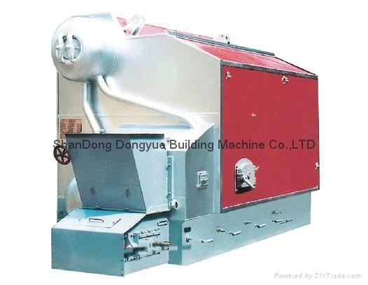 Good price SZL series small automatic packaged hot water boiler 3