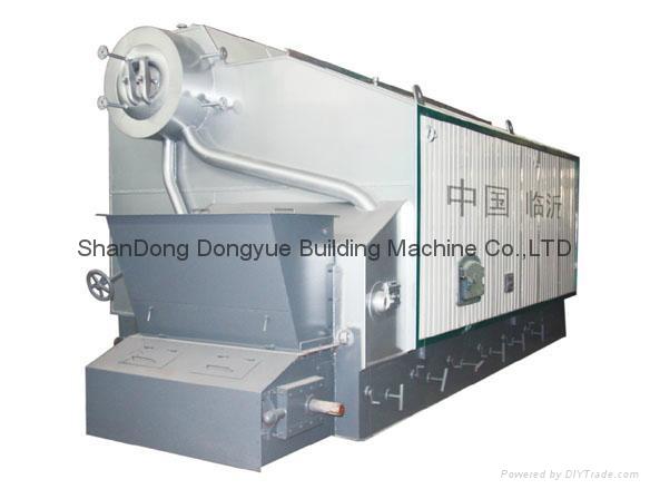 Szl Series Packaged Steam Boiler, Pakaged Steam Boiler,4-10ton Steam Boiler 1