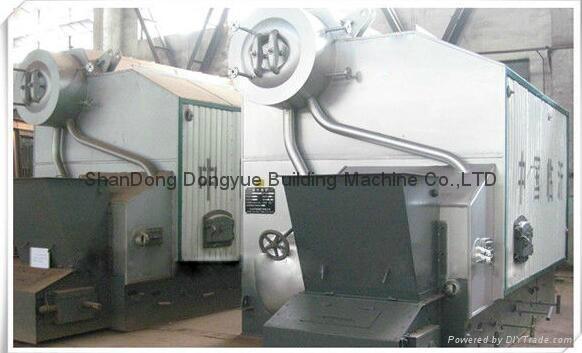 Szl Series Packaged Steam Boiler, Pakaged Steam Boiler,4-10ton Steam Boiler 3