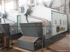 SZL Series Packaged wood fired steam boiler, smokeless coal steam boiler