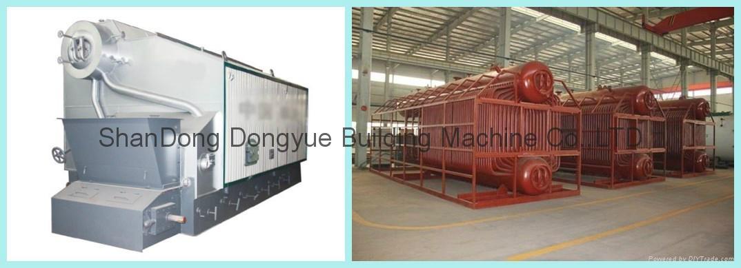 SZL Series Packaged wood fired steam boiler, smokeless coal steam boiler 5