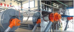 hot sale!!series coal fired pu  erized instant coal steam and hot water boiler