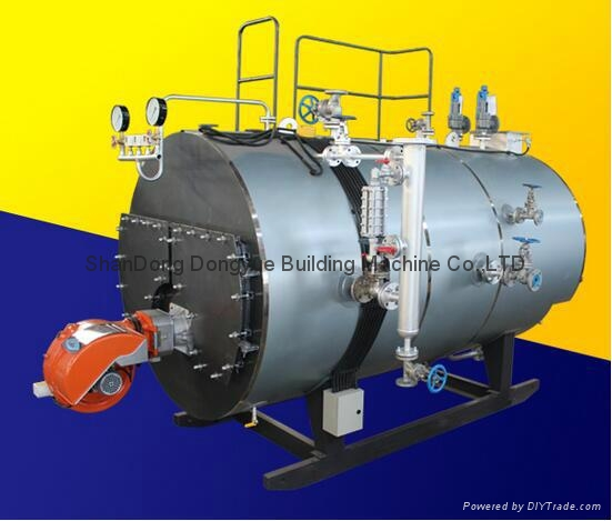 Pulverized Coal Fired Boiler ~ Wns szs series coal fired instant pulverized steam