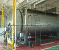 WNS&SZS series coal fired instant pu  erized coal steam and hot water boiler 6
