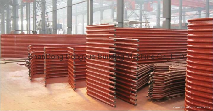 Wns/szs Series Fuel Gas Boiler,Natural Gas Burners For Boilers 4