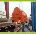 CE Approval DZL Series Package Steam / Hot Water Boiler