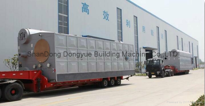 Hot selling LC series solid waste /municipal solid waste incineration boiler 1