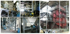 High Quality Refuse Incineration Steam Boiler,Electricity Power Station
