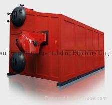 Coal Water Boilers