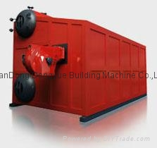 Good price Coal Fired Steam Efficient Coal Water Mixture Boilers