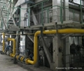 Power Plant Steam Boiler Circulation Fluidized Bed Boiler, 5mw coal CE approval