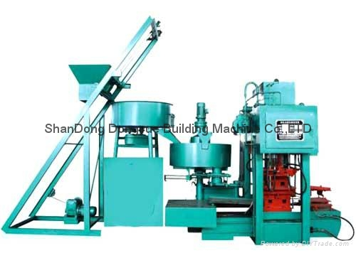 Roof Cement Tiles Press Machine/Concrete Roofing Tiles Machine Factory Price 2