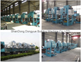 Roof Cement Tiles Press Machine/Concrete Roofing Tiles Machine Factory Price