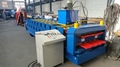Steel profile rolling forming machine, roofing tile roll forming machine