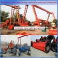 cement pipe forming machine,pipe making