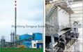 China SZL Series of coal gas, solid waste mixed burn boiler CE Standard