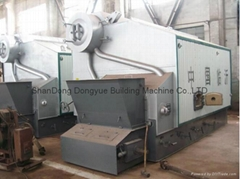 8ton Szl Series Packaged Steam Boiler CE approval
