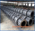 Good quality concrete pole making machines CE approval