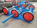 Widely Used Three wheel concrete pole machinery,concrete pole machine