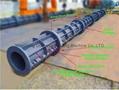 Round concrete pole machines,High Quality concrete pole machine