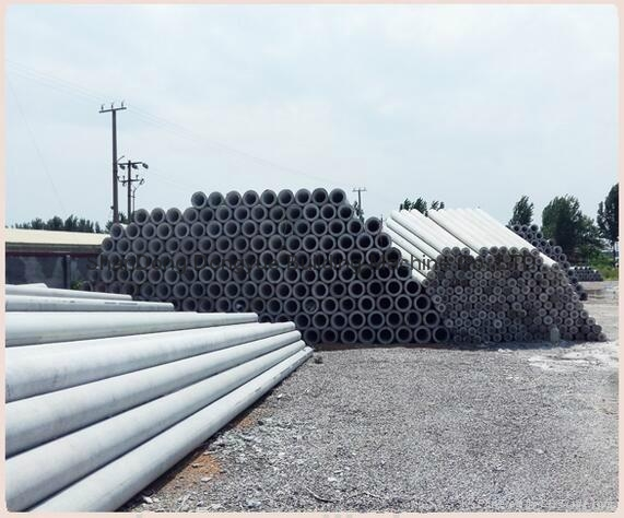 Prestressed spun concrete pole mould with custom services - DY-1