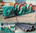 high quality prestressed spun concrete electric pole machine