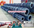 Centrifugal Spinning Machine Concrete Steel Moulds for Electric Concrete Poles